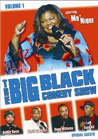 The Big Black Comedy Show, Vol. 2 - 11 x 17 Movie Poster - Style A