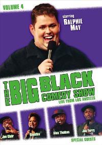 The Big Black Comedy Show, Vol. 2 - 27 x 40 Movie Poster - Style B