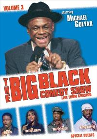 The Big Black Comedy Show, Vol. 2 - 27 x 40 Movie Poster - Style C