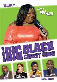 The Big Black Comedy Show, Vol. 2 - 27 x 40 Movie Poster - Style D