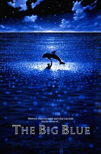 The Big Blue - 11 x 17 Movie Poster - Style A