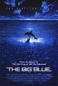 The Big Blue - 11 x 17 Movie Poster - Style C