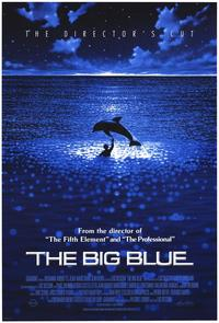 The Big Blue - 27 x 40 Movie Poster - Style A