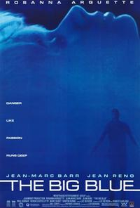 The Big Blue - 27 x 40 Movie Poster - Style B