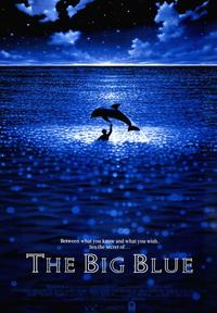 The Big Blue - 43 x 62 Movie Poster - Bus Shelter Style A
