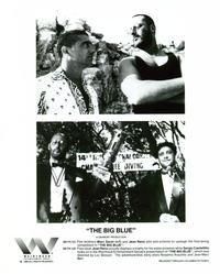 The Big Blue - 8 x 10 B&W Photo #6