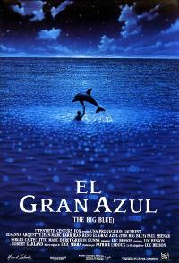 The Big Blue - 27 x 40 Movie Poster - Spanish Style A