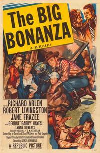 The Big Bonanza - 11 x 17 Movie Poster - Style A