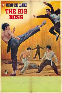 The Big Boss - 27 x 40 Movie Poster - Style A