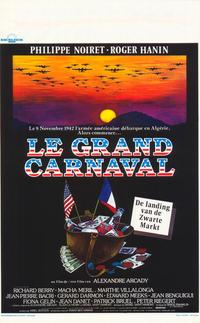 The Big Carnival - 27 x 40 Movie Poster - Belgian Style A