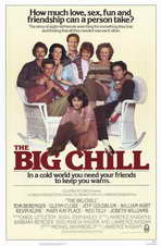 The Big Chill - 11 x 17 Movie Poster - Style C