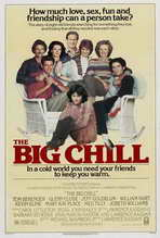 The Big Chill - 27 x 40 Movie Poster - Style C