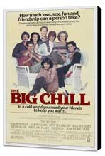 The Big Chill - 27 x 40 Movie Poster - Style C - Museum Wrapped Canvas