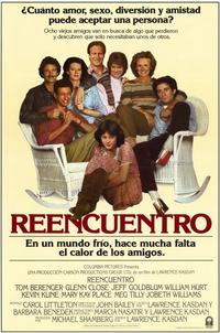 The Big Chill - 11 x 17 Movie Poster - Spanish Style A