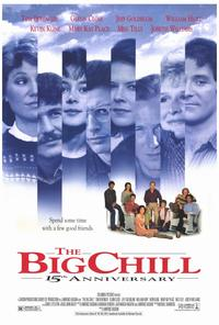 The Big Chill - 27 x 40 Movie Poster - Style B