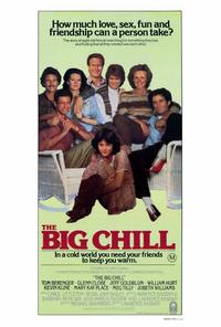 The Big Chill - 27 x 40 Movie Poster - Style A