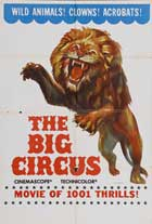 The Big Circus - 11 x 17 Movie Poster - Style D