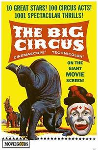 The Big Circus - 27 x 40 Movie Poster - Style A