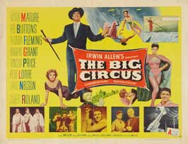 The Big Circus - 11 x 14 Movie Poster - Style A
