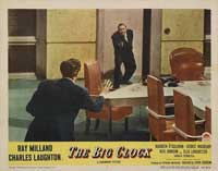The Big Clock - 11 x 14 Movie Poster - Style A