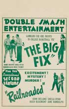 Big Combo - 11 x 17 Movie Poster - Style D