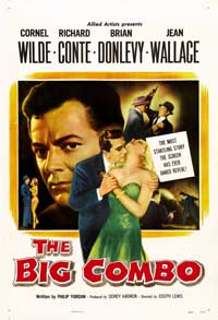 Big Combo - 27 x 40 Movie Poster - Style A