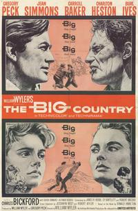 The Big Country - 11 x 17 Movie Poster - Style B