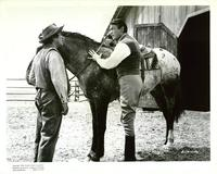 The Big Country - 8 x 10 B&W Photo #8