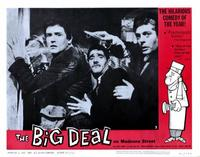 The Big Deal on Madonna Street - 11 x 14 Movie Poster - Style A