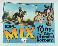 The Big Diamond Robbery - 11 x 14 Movie Poster - Style A