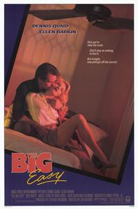 The Big Easy - 11 x 17 Movie Poster - Style A