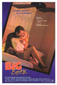 The Big Easy - 27 x 40 Movie Poster - Style A