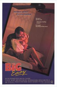 The Big Easy - 43 x 62 Movie Poster - Bus Shelter Style A