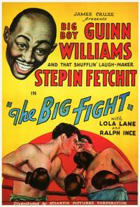 The Big Fight - 27 x 40 Movie Poster - Style A