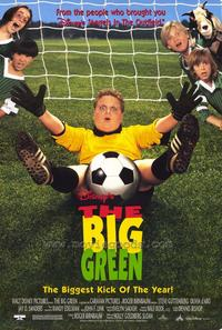 The Big Green - 27 x 40 Movie Poster - Style A