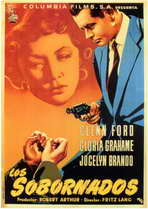 The Big Heat - 11 x 17 Movie Poster - Spanish Style A