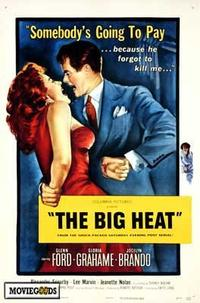 The Big Heat - 43 x 62 Movie Poster - Bus Shelter Style A