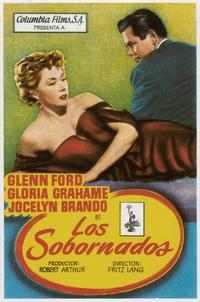 The Big Heat - 27 x 40 Movie Poster - Spanish Style C