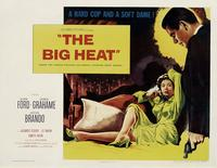 The Big Heat - 27 x 40 Movie Poster - Style D