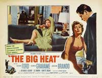 The Big Heat - 11 x 14 Movie Poster - Style B