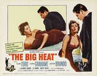 The Big Heat - 11 x 14 Movie Poster - Style E