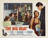 The Big Heat - 11 x 14 Movie Poster - Style F
