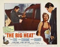 The Big Heat - 11 x 14 Movie Poster - Style G