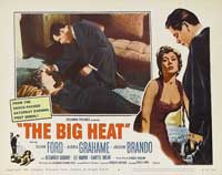 The Big Heat - 11 x 14 Movie Poster - Style I