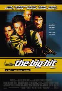 The Big Hit - 11 x 17 Movie Poster - Style A