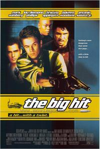 The Big Hit - 43 x 62 Movie Poster - Bus Shelter Style A