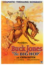 The Big Hop - 27 x 40 Movie Poster - Style A