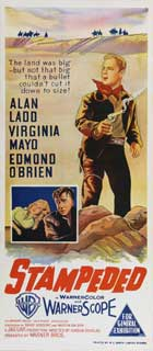 The Big Land - 14 x 36 Movie Poster - Insert Style A
