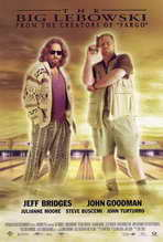 The Big Lebowski - 27 x 40 Movie Poster - Style B