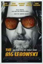 The Big Lebowski - 27 x 40 Movie Poster - Style D